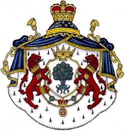 Herb królewskiego rodu O'Conor