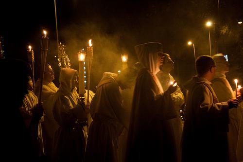 Wigilia Paschalna u Dominikanów
