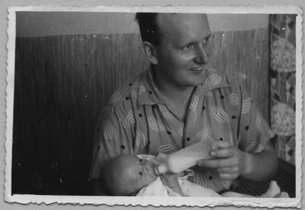 Ernest z synem Markiem